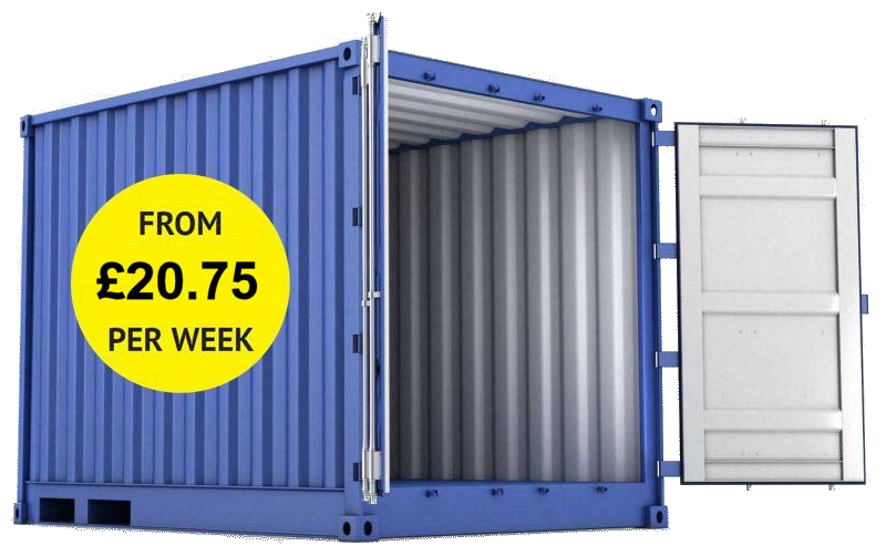 Self Storage Container Unit Caversham