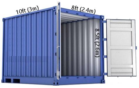 medium sized storage